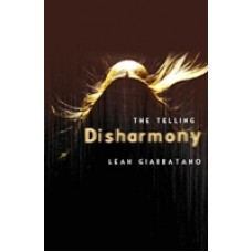 Disharmony: The Telling Book 1 by Leah Giarratano, ISBN 9780143565680 (Softcover).  A limited number of signed copies are available at Talomin Books