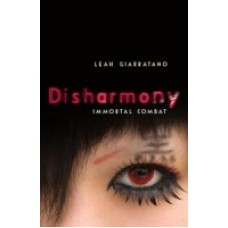 Disharmony: Immortal Combat Book 3 by Leah Giarratano, ISBN 9780143565703 (Softcover). A limited number of signed copies are available at Talomin Books