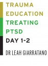 Treating PTSD with Dr Leah Giarratano in Adelaide CBD on 20-21 June 2019
